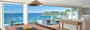 luxury holiday rental whale beach