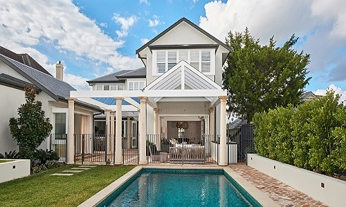 harbourside mosman property